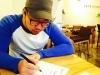 [Interview] 아기자기한 캘리그라피 작가, 에이프릴유 정원형 (2)