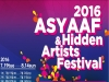 (~08.14.)2016 ASYAFF & Hidden Artists Festival [관광&축제, DDP]