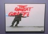 [Review] 동시대를 기록하는 거리의 예술 그래피티, '위대한 낙서 展'