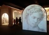 [Preview] 천재예술가 미켈란젤로의 작품, 독특한 컨버전스 전시로 만나보세요~!