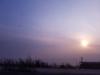 하늘의 색