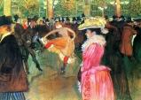 [Opinion] 작품과의 인터뷰(1) - 툴루즈 로트렉 '물랭 루즈에서, 춤' [시각예술]