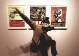 [Review] 평화와 정의가 필요한 시대, 위대한 낙서 셰퍼드 페어리 展