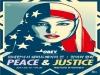 예술의 전당: 위대한 낙서 셰퍼드 페어리전: 평화와 정의
