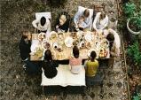 [Preview] 슬로우 라이프로 가는 노란 벽돌길, 킨포크 테이블