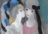 [Preview] '마리 로랑생 - 색채의 황홀 展', 파리의 여자들을 담던 화가의 일대기를 보다.