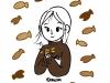 [그림하나 글한줌] 붕어빵이 생각나는 계절