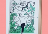 [Review] 자연 앞에? 자연 속에! – 도서 '다르면 다를수록' [문학]