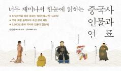 [도서] 중국사 인물과 연표