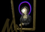 [Green그림] VR 페인팅 틸트브러시로 그린 르네상스 예술 (2) 모나리자