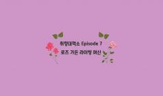 [취향대책소] Episode7. 로즈 가든 라이팅 머신