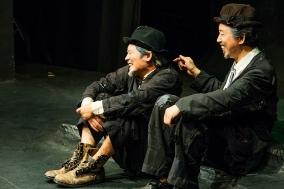[Review] 허망한 삶 속에서 무엇이라도 붙잡기 위해, 연극 고도를 기다리며