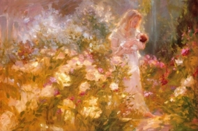 [TAROTEA] THE EMPRESS 3: 천국의 어머니를 경배하라
