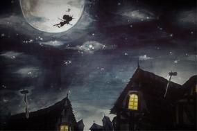 [당신의 빈 하루] 깊은 밤을 날아서