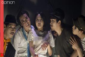 [티켓북마크] 재현하려는 자여, 실화의 무게를 견뎌라 : 연극 < 그때, 변홍례 >