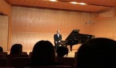 [Review] 여름 밤 감미로운 선물같은 피아노 무대 - 이넌 바르나탄 Piano @금호아트홀