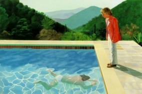 [Opinion] 데이비드 호크니의 수영장 시리즈 [시각예술]