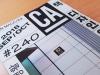 [Review] 디자인 매거진 CA #240 (9-10월호)