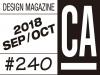 [Review] 디자인 매거진 CA - 책 디자인의 구조