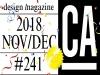 [잡지] 디자인 매거진 CA #241
