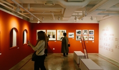 [Preview] 새로운 트렌드를 만든 예술가, 노만 파킨스의 작품을 만나다. <스타일은 영원하다展>