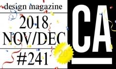 [Vol.403] 디자인 매거진 CA #241