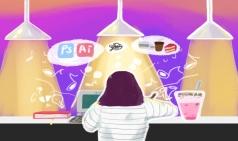 [Dream collection] 카페에서 하루를
