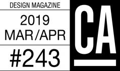 [Vol.447] 디자인 매거진 CA #243