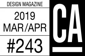[잡지] 디자인 매거진 CA #243
