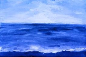 [그런 그저 그림] 1. 바다
