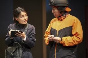 """[PRESS] '집'도 꼬리표가 되는 세상에서 - 연극 """"철가방추적작전"""""""