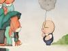 [리뷰] 일상에 따뜻함을, 톤코하우스 애니메이션展