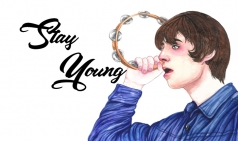 [아미그달라] Music: Stay Young②