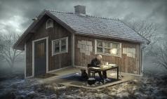 [Preview] 상상이 된 현실, 에릭 요한슨 사진전