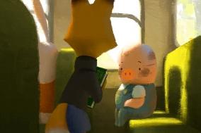 [Review] 앞으로가 더욱 기대되는 - 톤코하우스 애니메이션展