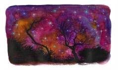 [아미그달라] 밤하늘