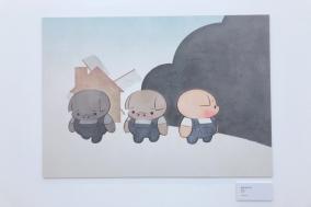 [Review] 안보면 분명 후회할 전시, 톤코하우스 애니메이션전