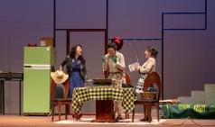 [Review] 세 자매의 연대, 연극 '마음의 범죄' [공연]