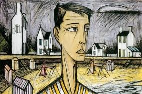 [Review] 브루타뉴 해변을 그렸던 화가에 대한 충실한 회고, 베르나르 뷔페전