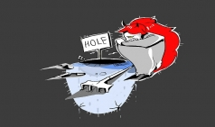 [wal space] 구멍