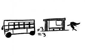 [wal space] 떠나버린 버스