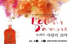 [Review] 나의 첫 오페라 시도, 사랑의 묘약 - 서울오페라페스티벌