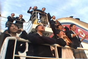 "[Opinion] 홋카이도에 남겨진 이방인 - 영화 ""우리 학교"" [영화]"