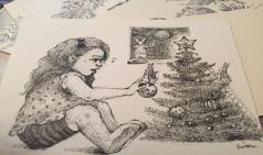 [So & ji] 달을 그리워 하는 토끼와 별 트리를 꾸미는 아이