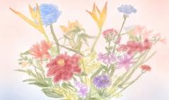 [PAGE] 꽃을 품은 마음
