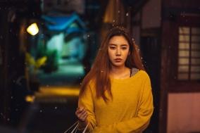 "[OPINION] 손담비의 얼굴에 향미의 서사가 담길 무렵 : 드라마 ""동백꽃 필 무렵"" [TV]"