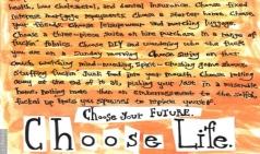 [아미그달라] Choose Life