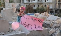 [Review] 이곳은 알레포, 정의란 무엇인가? - 영화 '사마에게'