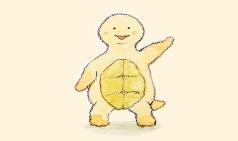 [거북이의 손그림] 거북이의 일상