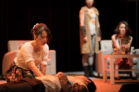 [Review] 당신이 알고있던 '여신'들은 틀렸다, 연극 '헤라 아프로디테 아르테미스'